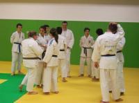 1er Cours nouveau dojo